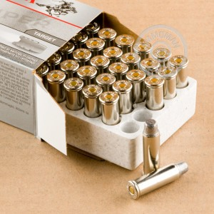 Image of 38 Special ammo by Winchester that's ideal for precision shooting, training at the range.