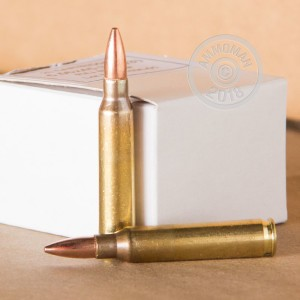 A photo of a box of Prvi Partizan ammo in 5.56x45mm.