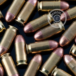 An image of .45 Automatic ammo made by Military Ballistics Industries at AmmoMan.com.