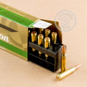 An image of 223 Remington ammo made by Remington at AmmoMan.com.