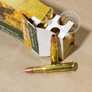 Image of Corbon 30-30 Winchester rifle ammunition.