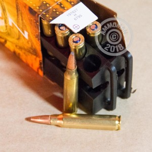 Photo of 223 Remington Fusion ammo by Federal for sale.
