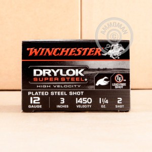 Photograph of Winchester 12 Gauge #2 shot for sale at AmmoMan.com