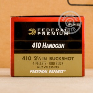 000 BUCK shotgun rounds for sale at AmmoMan.com - 20 rounds.
