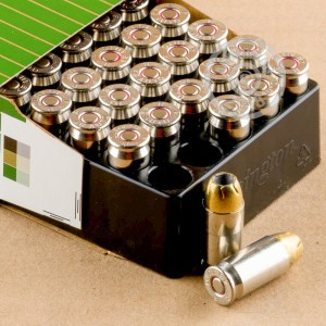 Image of Remington .45 Automatic pistol ammunition.
