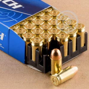 Image of Magtech .45 Automatic pistol ammunition.