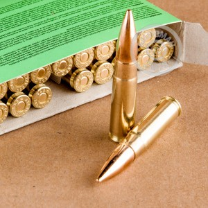 Photo of 300 AAC Blackout FMJ ammo by Sellier & Bellot for sale.