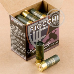 rounds ideal for target shooting, upland bird hunting.