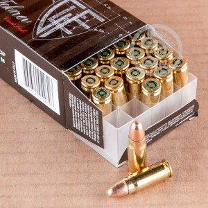Photo of 7.62 x 25 FMJ ammo by Fiocchi for sale at AmmoMan.com.