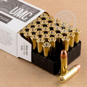 Image of 38 Special ammo by Remington that's ideal for training at the range.