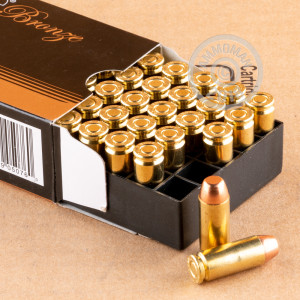 Image of 10mm pistol ammunition at AmmoMan.com.