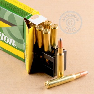 Image of 30.06 Springfield rifle ammunition at AmmoMan.com.