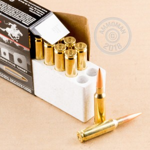 An image of 6.5MM CREEDMOOR ammo made by Winchester at AmmoMan.com.