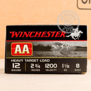 rounds ideal for shooting clays, target shooting.