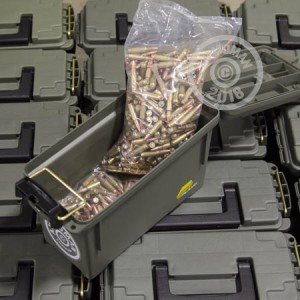 Image of bulk 5.7 x 28 ammo by Mixed that's ideal for training at the range.
