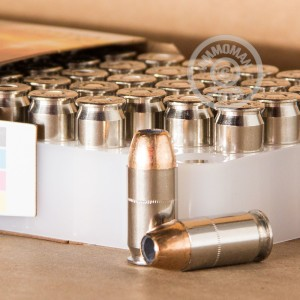 An image of .45 Automatic ammo made by Federal at AmmoMan.com.