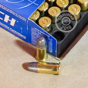 Image of 38 Special ammo by Magtech that's ideal for training at the range.