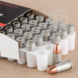 An image of 9mm Luger ammo made by CCI at AmmoMan.com.