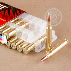 A photo of a box of Federal ammo in 30.06 Springfield.