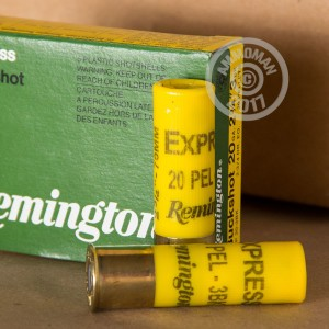 #3 BUCK shotgun rounds for sale at AmmoMan.com - 250 rounds.