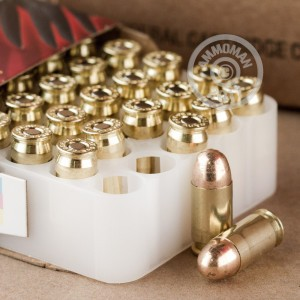 Picture of 380 ACP FEDERAL AMERICAN EAGLE 95 GRAIN FMJ (1000 ROUNDS)