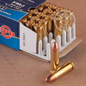 Image of 38 Special ammo by Prvi Partizan that's ideal for training at the range.