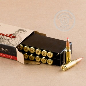 Photo of 6.5 Grendel A-MAX MATCH ammo by Hornady for sale.
