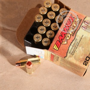Image of .45 COLT ammo by Barnes that's ideal for home protection.