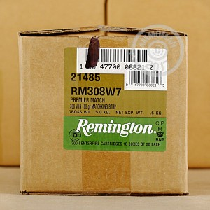 Photo of 308 / 7.62x51  ammo by Remington for sale.