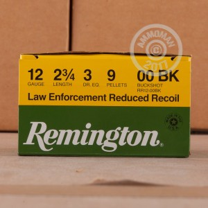 00 BUCK shotgun rounds for sale at AmmoMan.com - 25 rounds.