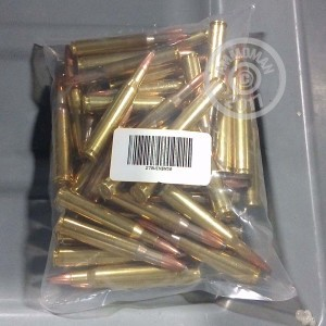 An image of 270 Winchester ammo made by Mixed at AmmoMan.com.