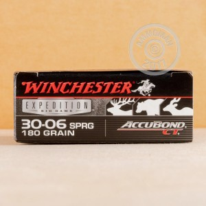 Image of 30.06 Springfield pistol ammunition at AmmoMan.com.