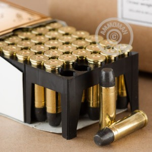 A photo of a box of Sellier & Bellot ammo in 38 Special.