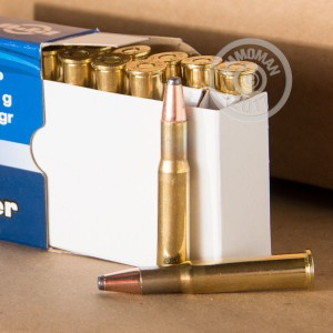 Photo of 30-30 Winchester flat soft point ammo by Prvi Partizan for sale.