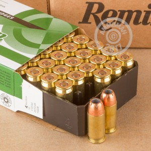 Image of .45 Automatic ammo by Remington that's ideal for .