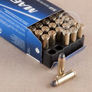 A photograph of 1000 rounds of 158 grain 38 Special ammo with a Semi-Jacketed Soft-Point (SJSP) bullet for sale.