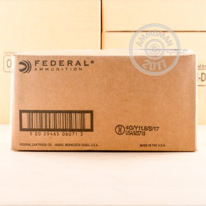 Photo of 5.56x45mm FMJ-BT ammo by Federal for sale.