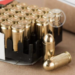 Photo of 9x18 Makarov FMJ ammo by Sellier & Bellot for sale at AmmoMan.com.