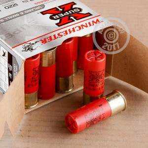 Great ammo for heavy game hunting, hunting turkey, upland bird hunting, these Winchester rounds are for sale now at AmmoMan.com.