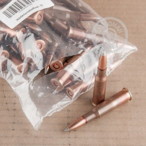 An image of 7.62 x 54R ammo made by Mixed at AmmoMan.com.