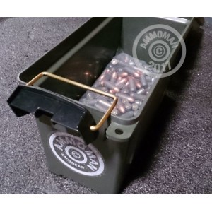 Image of 9mm Luger ammo by Mixed that's ideal for training at the range.