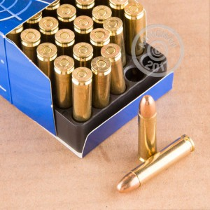 A photo of a box of Magtech ammo in .30 Carbine.