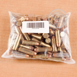 Image of Mixed 38 Special pistol ammunition.