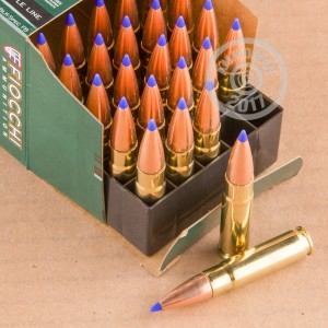 Photo of 300 AAC Blackout SST ammo by Fiocchi for sale.
