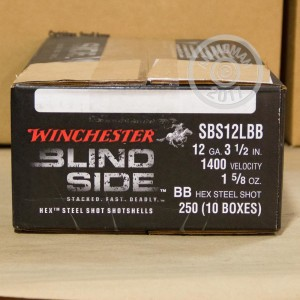 Photograph of Winchester 12 Gauge BB for sale at AmmoMan.com