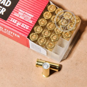 Image of 38 Special ammo by Fiocchi that's ideal for training at the range.