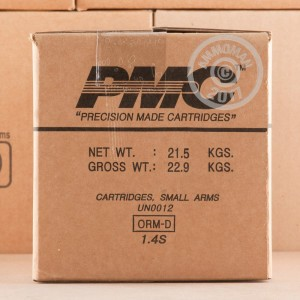 Image of PMC .45 Automatic pistol ammunition.