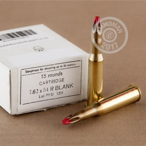 An image of bulk 7.62 x 54R ammo made by Prvi Partizan at AmmoMan.com.