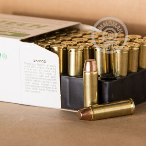 Photo of 38 Special Fully Encapsulated Base ammo by Magtech for sale at AmmoMan.com.
