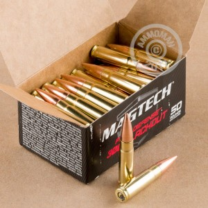 An image of 300 AAC Blackout ammo made by Magtech at AmmoMan.com.